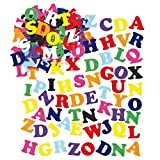 Anjing Letras de Fieltro Autoadhesivas (Paquete de 550) para niños para Decorar Artes y...