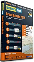 Memory-Map Explorer 1:25,000 GB Ordnance Survey Map 2015