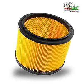 Filterpatrone geeignet Top Craft TC-NTS 30 A Nass/Trockensauger