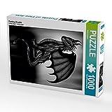 Fantasy Drache 1000 Teile Puzzle Hoch