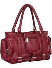 TrendCreations -Designer Leather Handbag: Fashion Handbag Girls: Quality Ladies Handbag: PU Leather Handbags For...