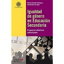 Igualdad de género en Educación Secundaria: Propuestas didácticas audiovisuales (Recursos)