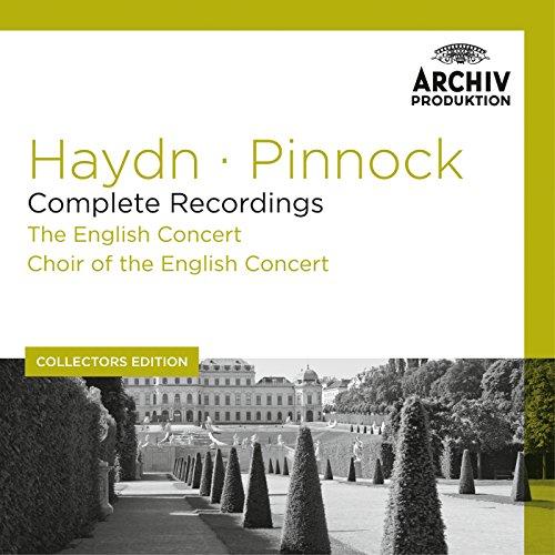 Haydn - Pinnock: Complete Reco...