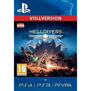 HELLDIVERS [Volleversion][PSN Code für österreichisches Konto]