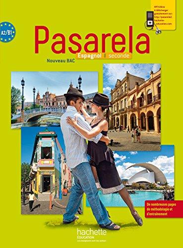 Lire Les Livres Pasarela Seconde Espagnol Livre Eleve