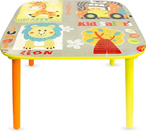 Ulysses 9022Safari Tisch - Safari Kids Tisch