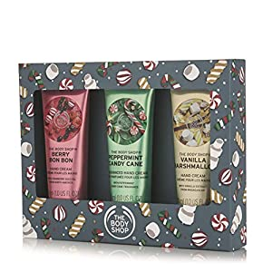 The Body Shop Festive Hand Cream Gift Set