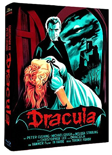 Dracula – Hammer Edition – Mediabook [Blu-ray] [Limited Edition]