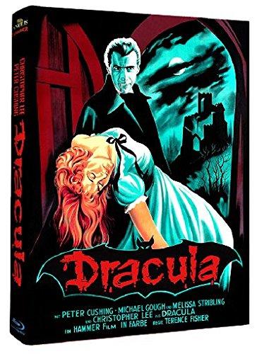 Dracula - Hammer Edition - Mediabook [Blu-ray] [Limited Edition]