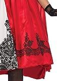 LEG AVENUE 85614 - Kostüm Set Klassische Rotkäppchen, Damen Fasching, S, Rot Test