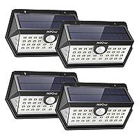 ☀Nouvelle Génération Mpow Lampes Solaires avec 4 PACK 40LED☀   * Mpow lampes solaires les plus populaires du marché, maintenant encore meilleure.*Contrairement aux autres LED solaire, Mpow conceçois et fabrique chaque lampe solaire.         3 Mode...