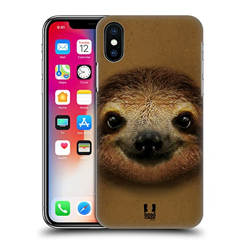 Cover Designs Volti Panda 2 Rosso Retro Per Rigida Animali Case Head A60qHW