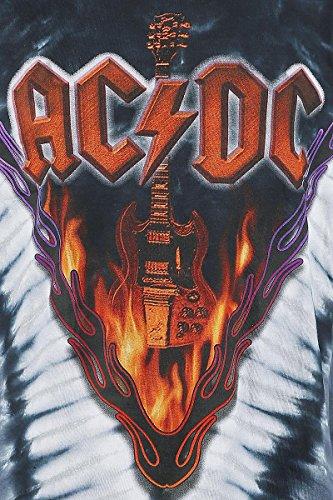 AC/DC Hell's Bells T-Shirt allover Allover