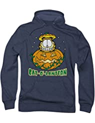 Garfield - - Cat O Lantern Hoodie pour hommes
