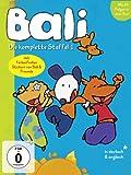 Bali - Die komplette erste Staffel (mit farbenfrohen Stickern von Bali & Freunde) [5 DVDs]