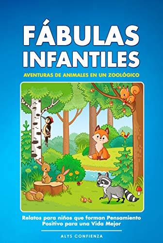 Fábulas Infantiles: Aventuras de Animales en un Zoológico. Relatos ...
