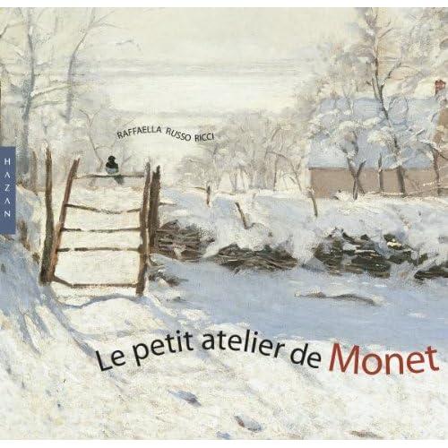 Le petit atelier de Monet