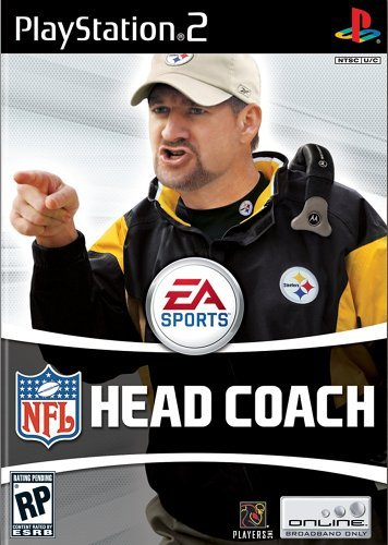 NFL Head Coach - PlayStation 2 by Electronic Arts (Head Coach)