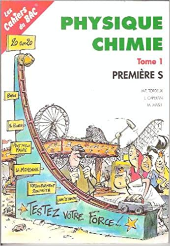 Livres gratuits en ligne Physique, chimie, première [S] : Cours et exercices, nouveau programme 1994 epub, pdf