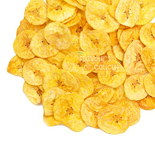Flavours of Calicut Kerala Banana Chips, 1kg