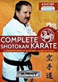 Complete Shotokan Karate – full white to black belt series (8 DVDs)