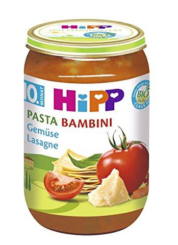 HiPP Pasta Bambini Gemüse-Lasagne, 1er Pack (1 x 220 g)