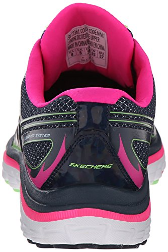 Skechers Sport Ascent Fashion Sneaker Navy Multi