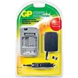 GP Batteries 235BCCAN01 Argent