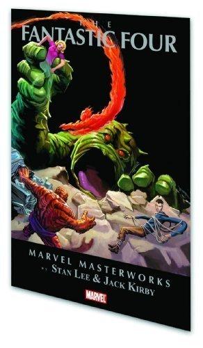 Fantastic Four, Vol. 1 (Marvel Masterworks) by Stan Lee (2009) Paperback