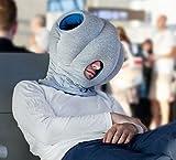 Almohada especial dormir en los viajes, diseño de alien