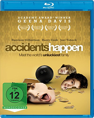 Accidents happen (BD) [Blu-ray]