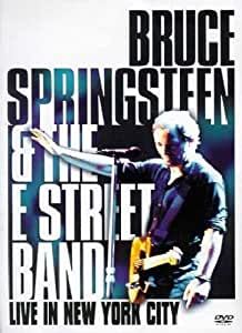 Bruce Springsteen & The E Street Band - Live In New York City [2 DVDs]