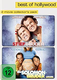 Stiefbrüder / Die Solomon-Brüder - Best of Hollywood/2 Movie Collector's Pack [2 DVDs]