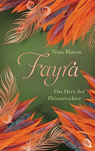 FAYRA - Das Herz der Phönixtochter: Platz 1 der Phantastik-Bestenliste