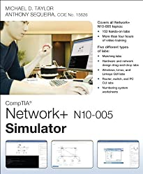 CompTIA Network+ N10-005 Simulator (Network Simulator)