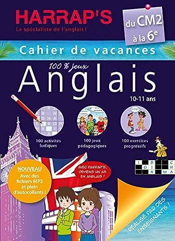 Harrap's Cahier de vacances anglais CM2