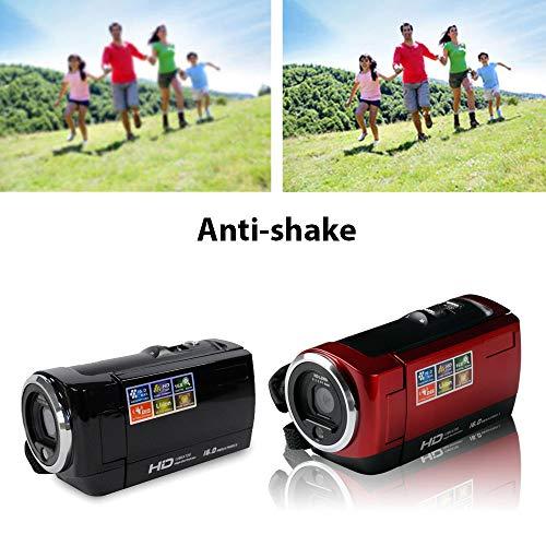 Springdoit-Fotocamera-da-16-megapixel-per-fotocamera-digitale-HD-1080P-DV-portatile-27-Lente-zoom-per-LCD-DVR-outdoor-nero