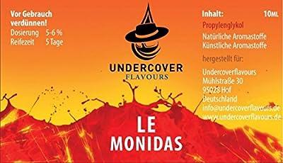 Undercover LE MONIDAS Aroma von Undercoverflavours