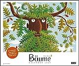 Bäume 2020 – Von Piotr Socha - DUMONT Kinder-Kalender – Querformat 58,4 x 48,5 cm – Spiralbindung