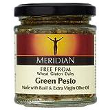 Meridian frei von grünen Pesto - 170g