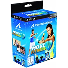 PlayStation Move Starter-Pack mit Move Fitness (inkl. 2 Motion Controller)