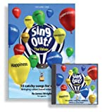 Sing Out The Values-Volume 1 / Book & CD (Sing out)