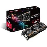 Asus ROG Strix-RX480-O8G-Gaming AMD Radeon Grafikkarte (8GB GDDR5 Speicher, PCIe 3.0, HDMI, DisplayPort)