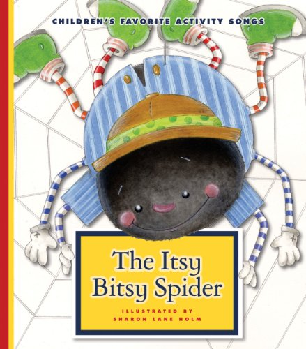 The Itsy Bitsy Spider (Favorite Children's Songs)