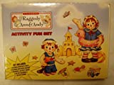 Classic Raggedy Ann & Andy Activity Fun ...