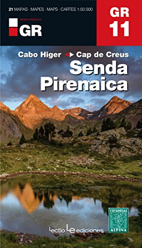 Gr 11. Senda Pirenaica. Del Cabo Higer Al Cap De Creus (Otros Naturaleza) por VV.AA.