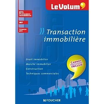 Le Volum' Transaction immobilière