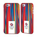 Official Team GB British Olympic Association Bahia Background Rio Red Fender Case for iPhone 6 Plus/iPhone 6s Plus
