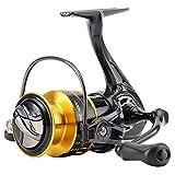 Skysper TREANT4000 Moulinet de Pêche 11BB Roulements à Billes avec Haute Vitesse 5.2:1 Spinning Reel