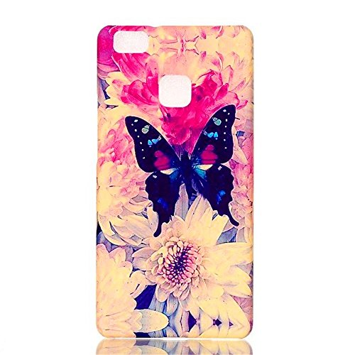 for-huawei-p9-lite-kshop-case-hard-plastic-edges-colorful-printing-pattern-perfect-fit-anti-scratch-